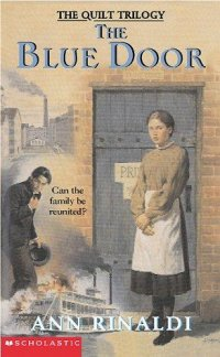 Cover image for The blue door