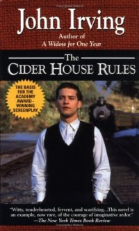 Cover image for The cider house rules