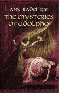 Cover image for The mysteries of Udolpho