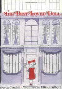 Cover image for The best-loved doll