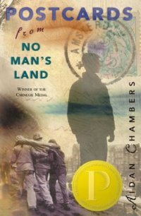 Cover image for Postcards from no man's land
