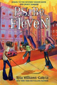 Cover image for P.S. Be eleven