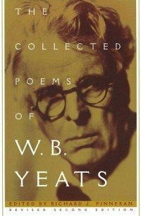 Cover image for The collected poems of W.B. Yeats