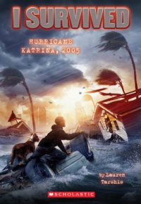 Cover image for I survived Hurricane Katrina, 2005