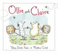 Cover image for Ollie and Claire