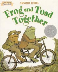 Cover image for Frog and toad together