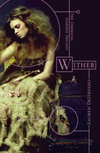 Cover image for Wither