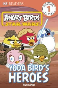 Cover image for Angry Birds Star Wars.