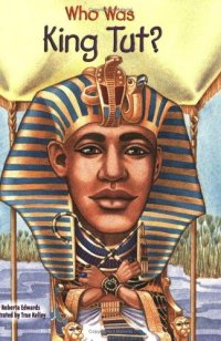 Cover image for Who was King Tut?