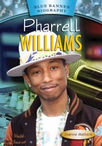 Cover image for Pharrell Williams