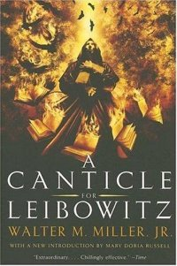 Cover image for A canticle for Leibowitz