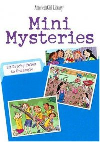 Cover image for list titled 'Puzzles, Brain Teasers & Mini-Mysteries'