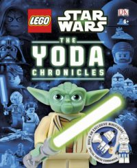 Cover image for The Yoda chronicles