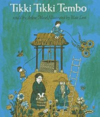 Cover image for Tikki Tikki Tembo