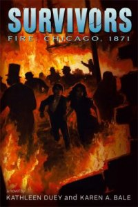 Cover image for Fire, Chicago, 1871