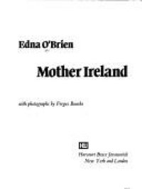 Cover image for Mother Ireland