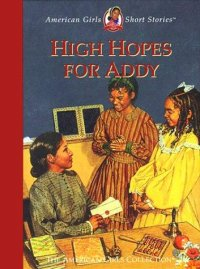 Cover image for High hopes for Addy