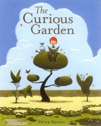 Cover image for The curious garden