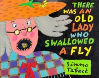 Cover image for There was an old lady who swallowed a fly
