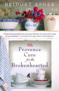 Cover image for The Provence cure for the brokenhearted