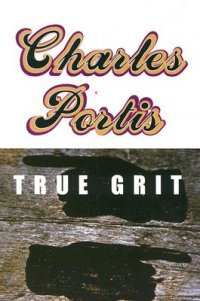 Cover image for True grit