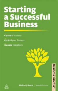 Cover image for Starting a successful business