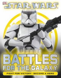 Cover image for Star Wars : : battles for the galaxy