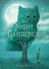 Cover image for The night gardener
