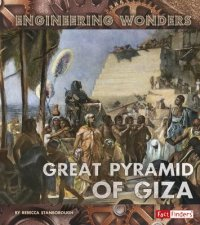 Cover image for The great pyramid of Giza