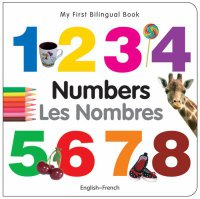 Cover image for list titled 'Bilingual Numbers Books for Kids'