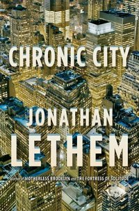 Cover image for Chronic city