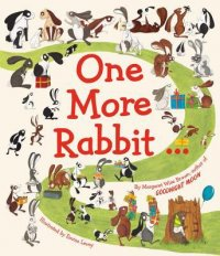 Cover image for One more rabbit ...
