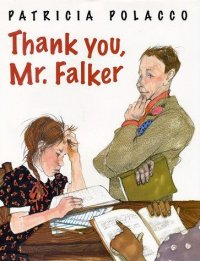 Cover image for Thank you, Mr. Falker