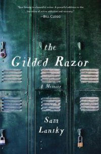 Cover image for The gilded razor : : a memoir