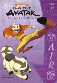Cover image for Avatar, the last airbender : : the lost scrolls.
