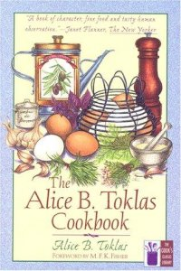 Cover image for The Alice B. Toklas cookbook.
