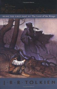 Cover image for The fellowship of the ring : : being the first part of The lord of the rings