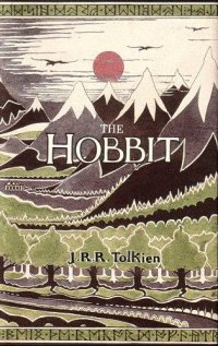 Cover image for The Hobbit