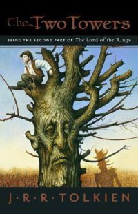 Cover image for The two towers : : being the second part of The lord of the rings