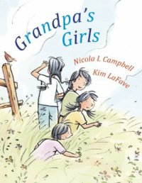 Cover image for Grandpa's girls