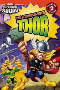 Cover image for The trouble with Thor