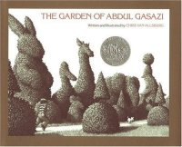 Cover image for The garden of Abdul Gasazi