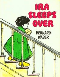 Cover image for Ira sleeps over