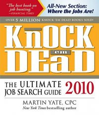 Cover image for Knock 'em dead 2010 : : the ultimate job search guide
