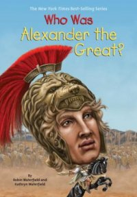Cover image for Who was Alexander the Great?