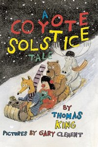 Cover image for A Coyote solstice tale