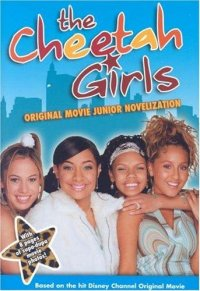 Cover image for The Cheetah girls : : original movie junior novelization