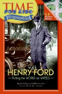 Cover image for Henry Ford : : putting the world on wheels