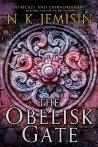 Cover image for The obelisk gate