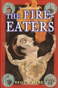 Cover image for The fire-eaters